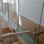 Frameless Glass Balustrading Providing Safety