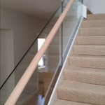 Timber Balustrade Handrail