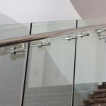 Glass Balustrade Barrier